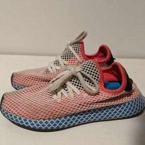 adidas Deerupt mens running shoes sneakers
